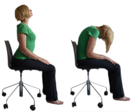 10 easy desk stretches to help you destress at work