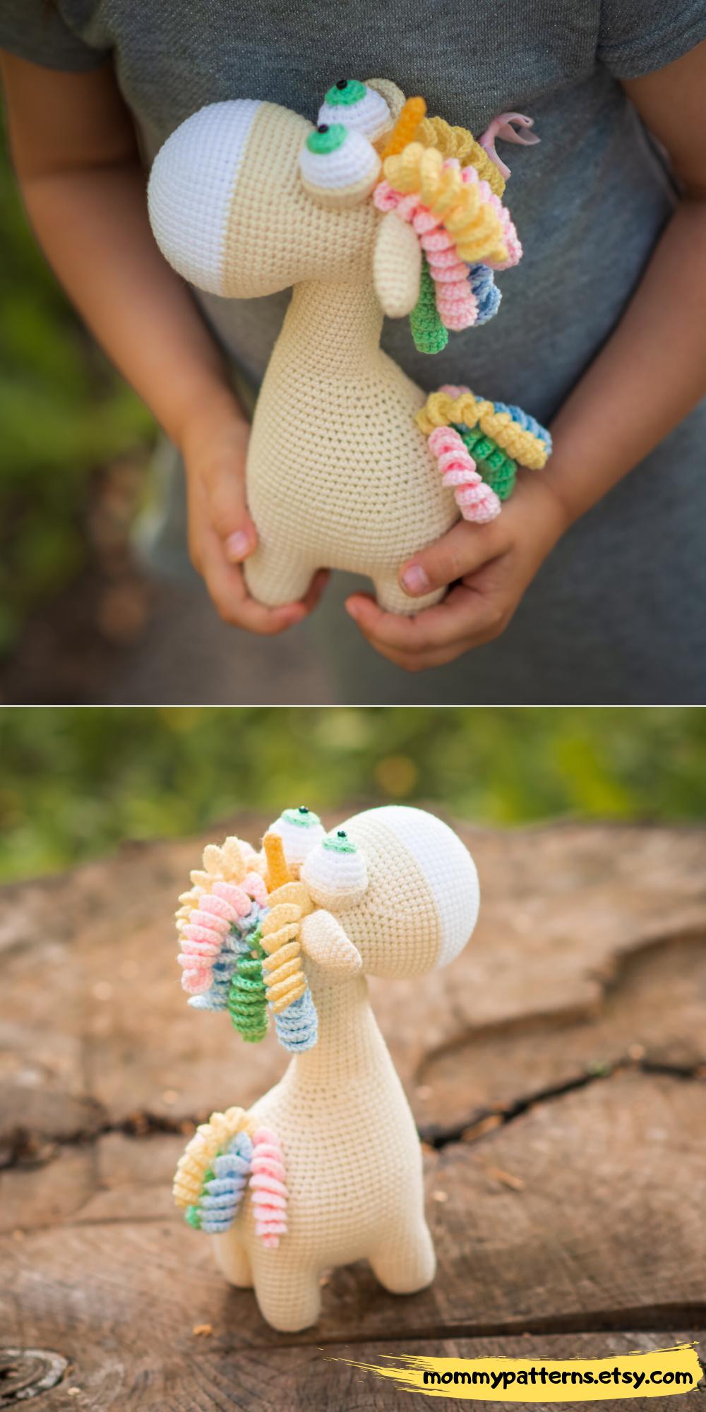 Crochet Pattern Unicorn Crochet Pattern Unicorn Amigurumi Pattern Amigurumi Animals Crochet Pattern Toy In 2021 Crochet Patterns Crochet Toys Patterns Crochet Unicorn