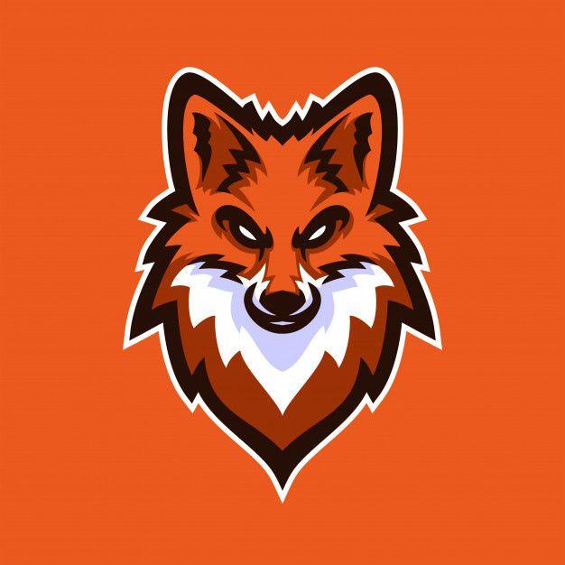 Fox Esport Gaming Mascot Logo Template