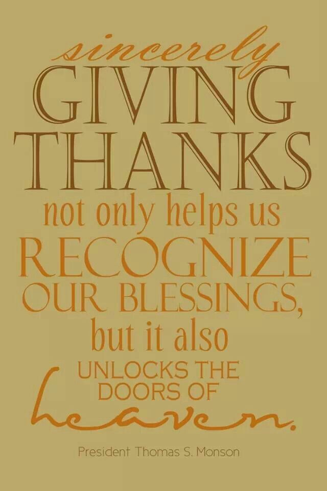 Giving Thanks Quotes Giving Thanks  Quotes  Pinterest  Churches Gratitude And Spiritual