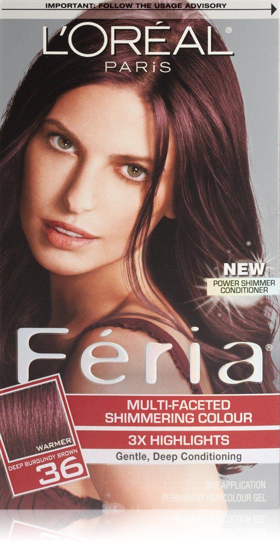39+ Feria chocolate cherry hair color inspirations