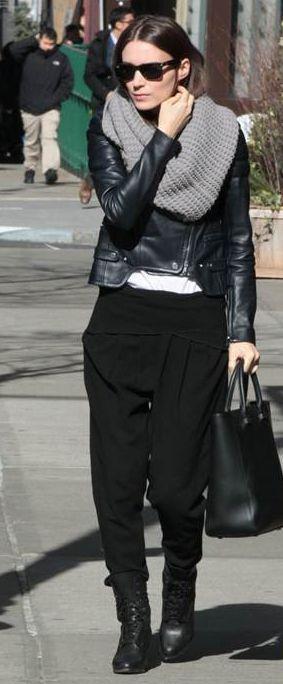 #RooneyMara #streetstyle #style #fashion #neutrals