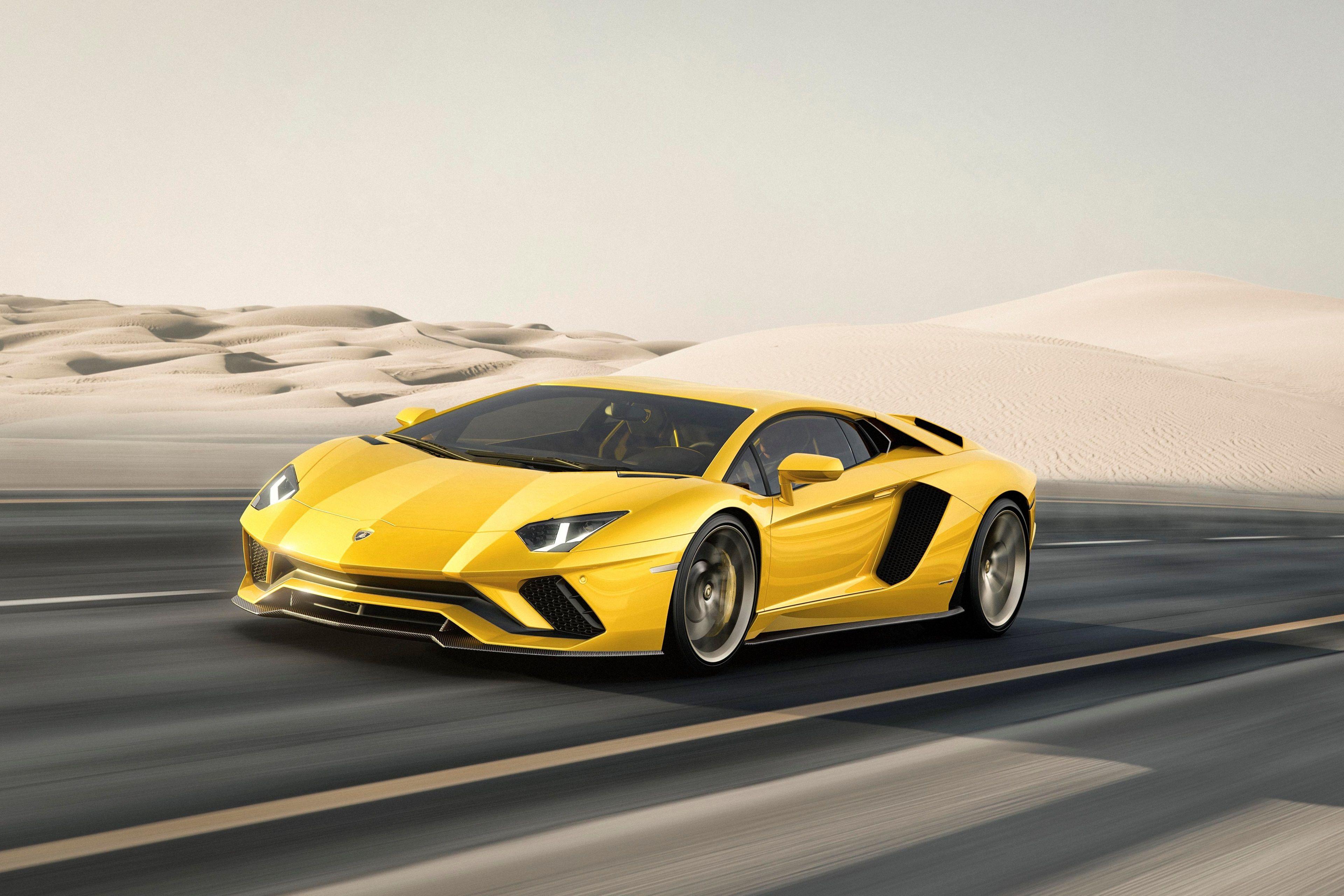 3840x2560 Lamborghini Aventador S 4k Free Download Beautiful