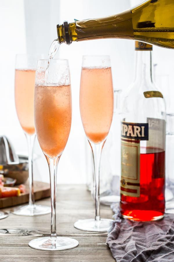 The Best Champagne Cocktail Recipes - this healthy table