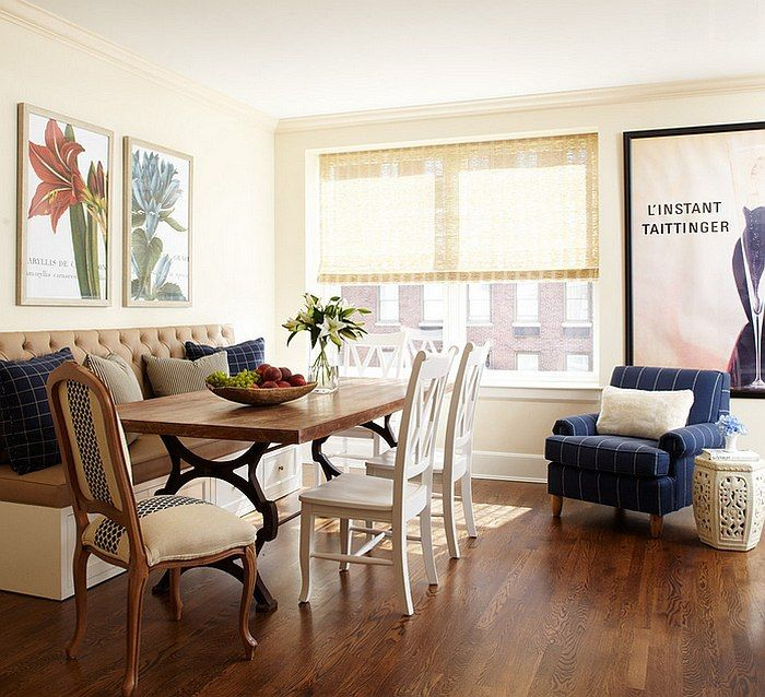 Dining Room Corner Decorating Ideas Space Saving Solutions Dining Room Design Traditional Dining Room Modern Dining Room
