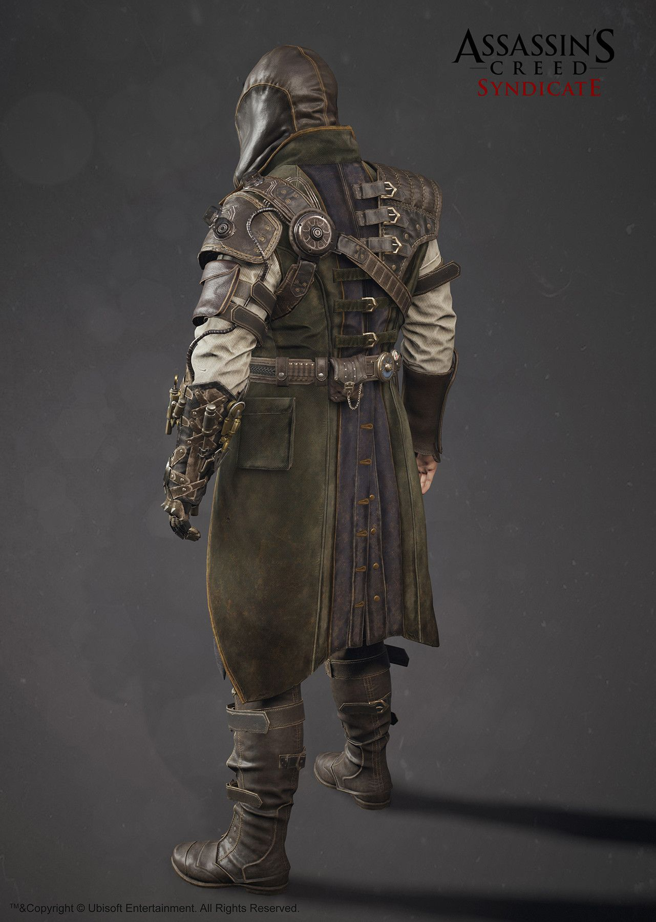 assassinand 39 s creed syndicate. artstation - assassin\u0027s creed syndicate steampunk jacob, alexis belley assassinand 39 s