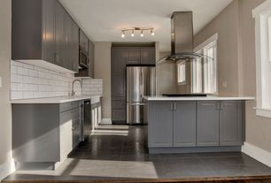 Best Beige Walls Gray Cabinets 400 x 300
