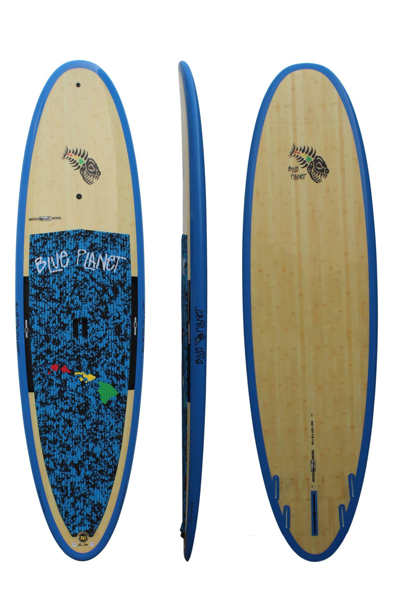 9'6 x 30 Noosa (2016) Standup Paddleboard | Blue Planet Surf Hawaii
