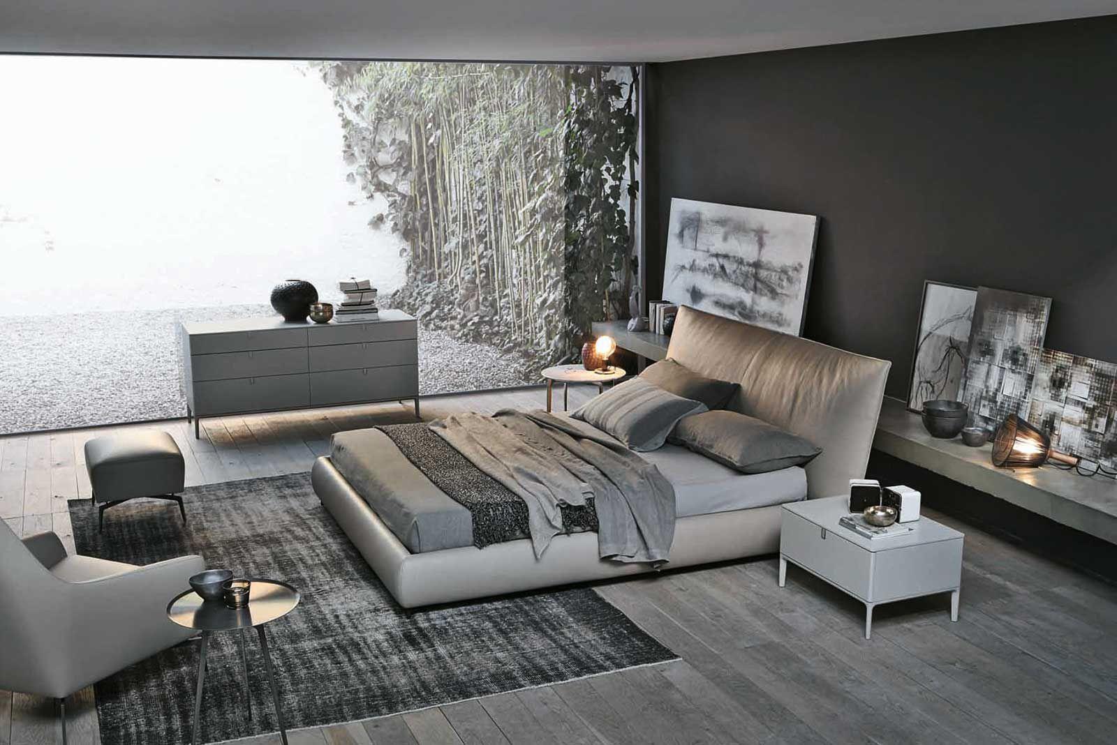 Arredare la camera da letto nel 2019 interior design recamara alcoba e dormitorios - Interior design camera da letto ...