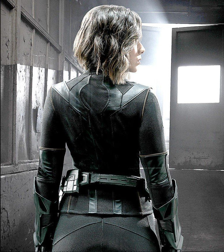 Chloe Bennet's new Quake costume from Agents of SHIELD