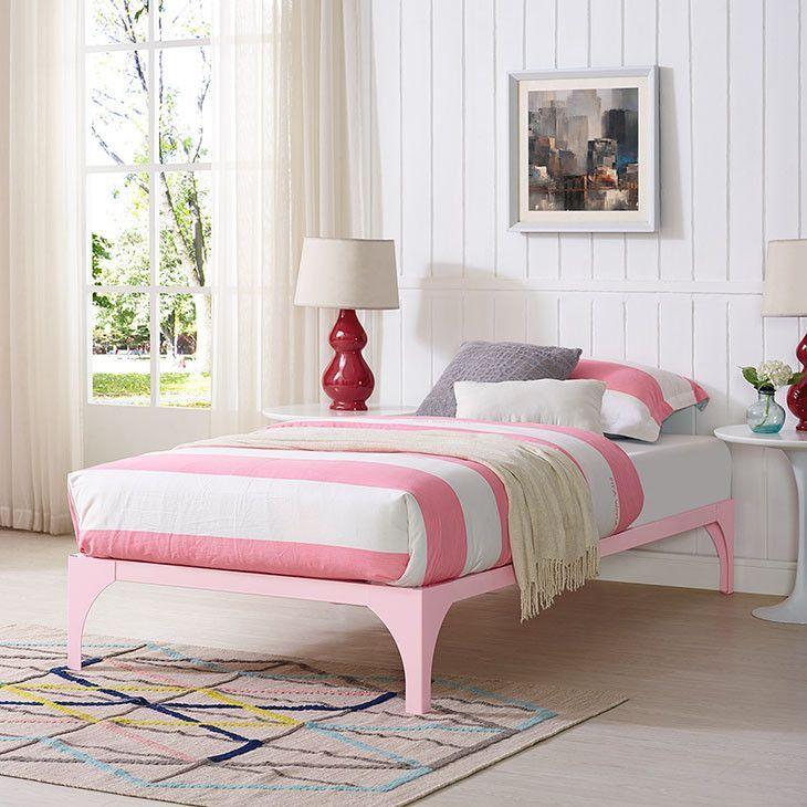 Gillie Twin Bed Frame | Productos, Camas y Gemelo