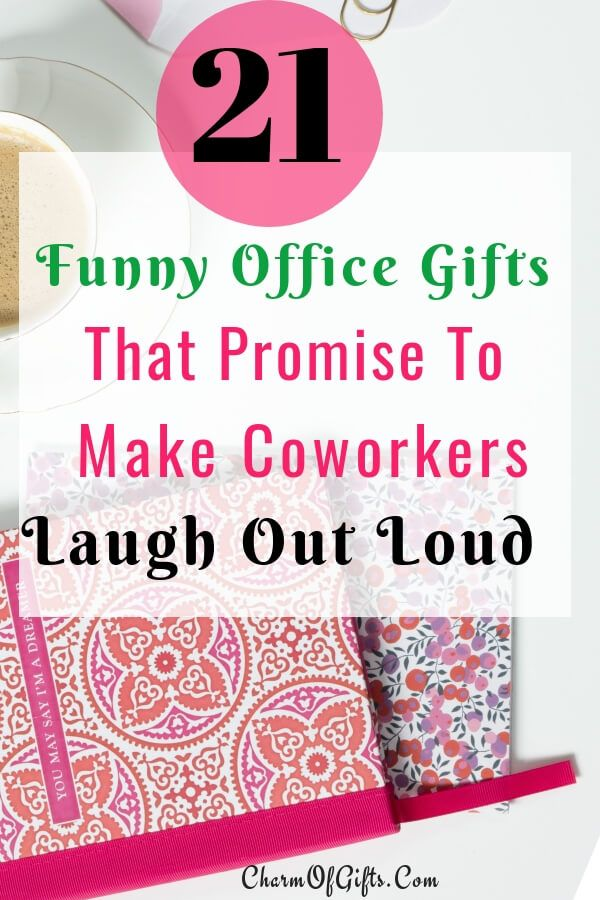 Awesomely Funny Office Gifts That Promise To Make ...