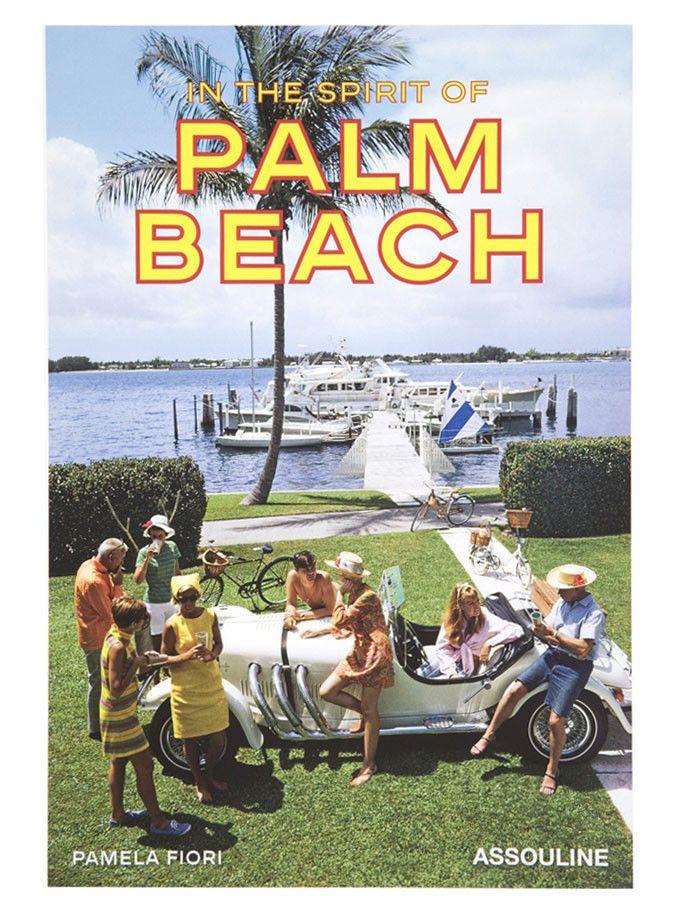 IN THE SPIRIT OF PALM BEACH $ 45.00