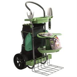 Gentil Rolling Garden Carts | WebNuggetz.com