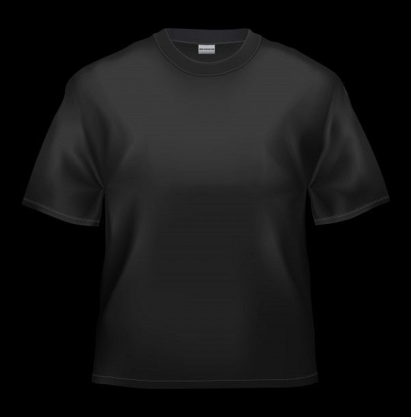 Blank Black T Shirt T Shirt Templates T Shirt Shirts Shirt