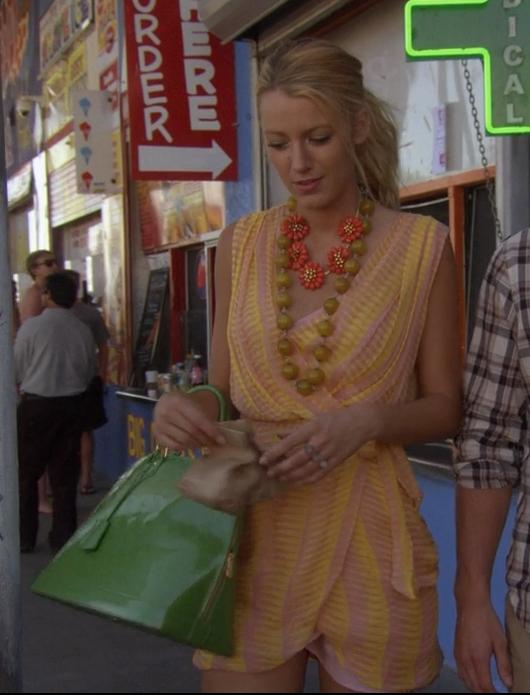 Serena, Gossip Girl, Season 5, Ep. 1