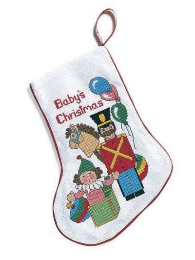 Make A Christmas Stocking That Will Be Cherished Year After Year Stitch Count  Wide X  High Skill Level Easy