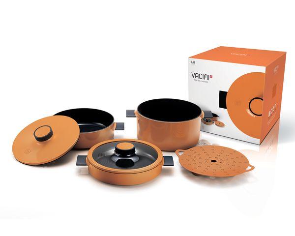 Utensilios de cocina compacta. Diseñador: Vacimi. vacimi_05 ...