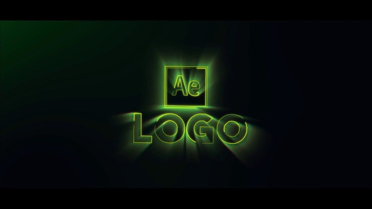 Quick Flash Text And Logo Template Free Download For After Effect