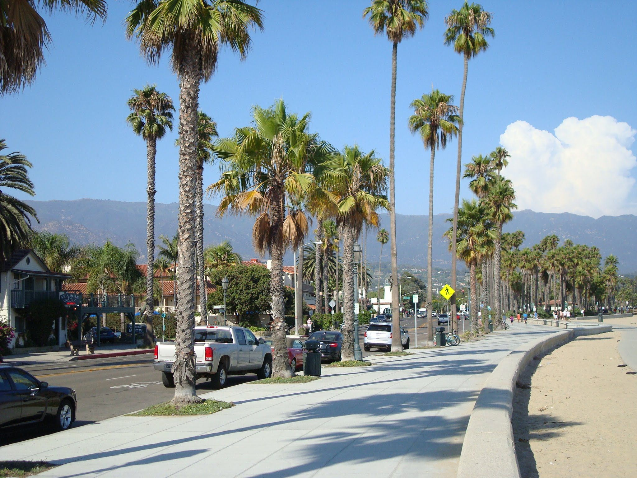 Los Angeles Santa Monica Venice Beach Malibu California Travel Tour