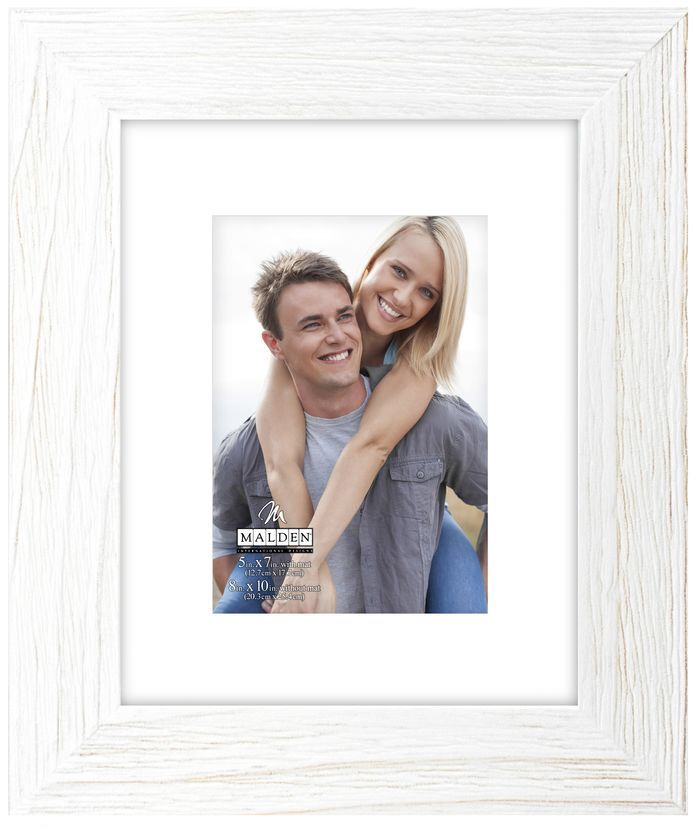 White Manhattan Picture Frame | Home Sweet Home: Picture Frames ...