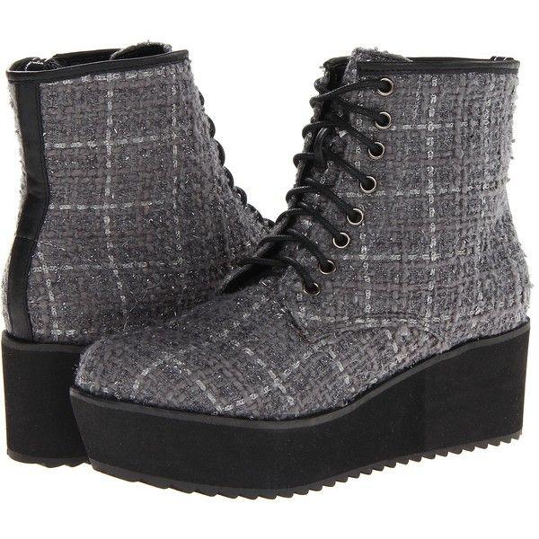 Womens Boots C Label Nata-11B Grey