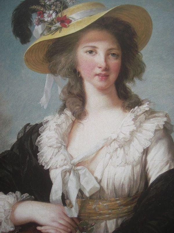 The Duchesse de Polignac, one if Marie Antoinettes closest friends