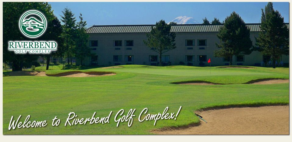 Riverbend Golf Complex Quality Inn Kent Wa 1711 West Meeker