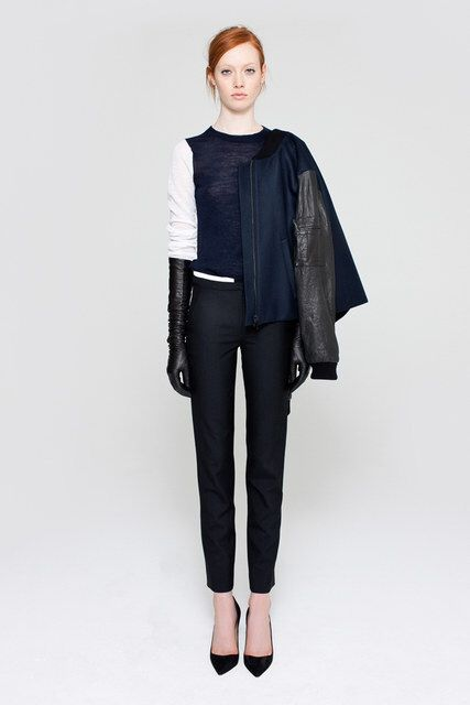 A.L.C. | Fall 2012 Ready-to-Wear Collection | Vogue Runway