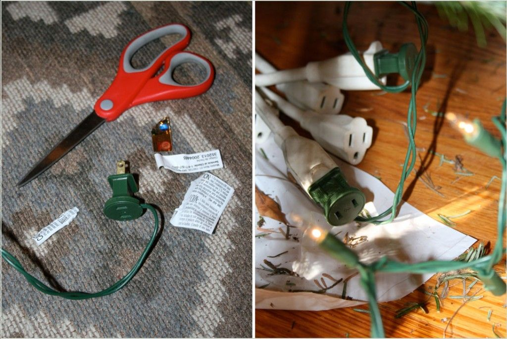 Cut the Tags & Don't Overload the Circuit DIY Christmas