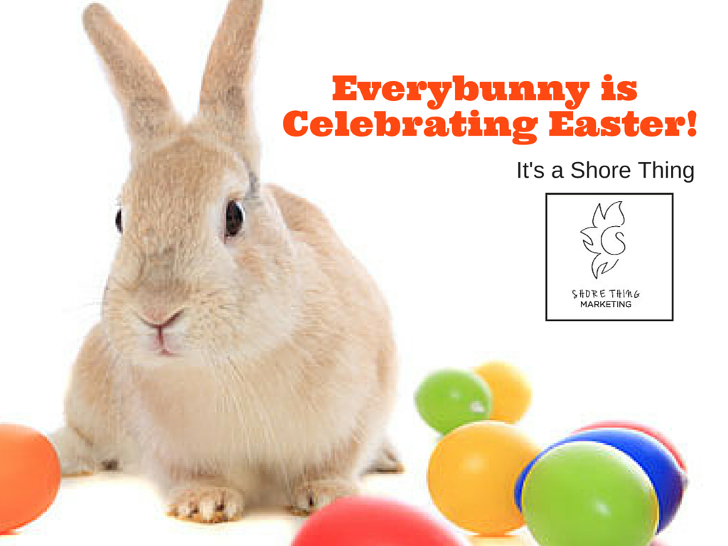 Wishing everybunny a Happy Easter!