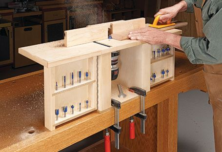Compact Router Table Woodsmith Plans In 2019