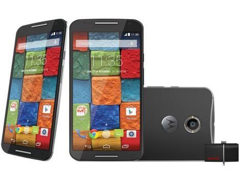 Smartphone Motorola Moto X 4G Android 4.4 com as melhores condições você encontra no site do Magazine Luiza. Confira!