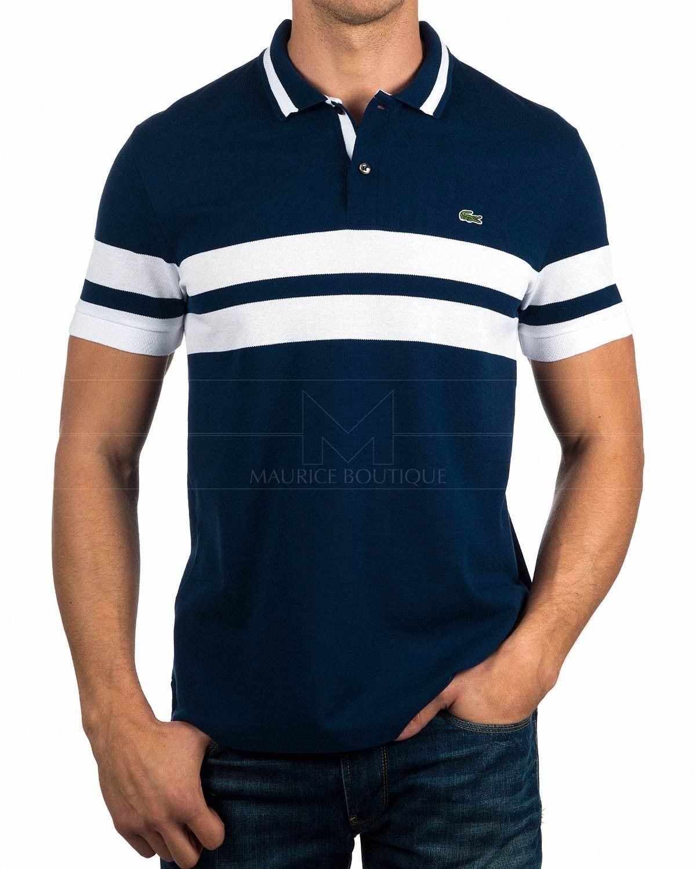 Polos Lacoste ® Hombre Azul Marino - Navire  42a8a81d60a0a