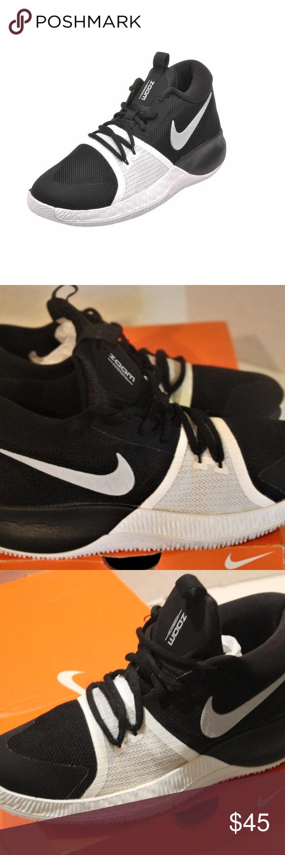 Boys Nike Zoom Assersion Basketball