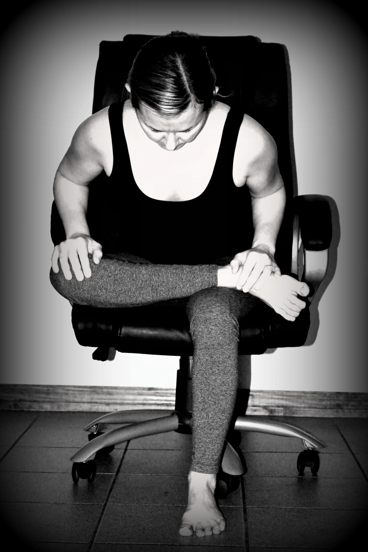 Pin on Chair Yoga. chairyogafitness silla de yoga
