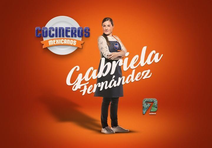 Gaby Fernández - Cocinera