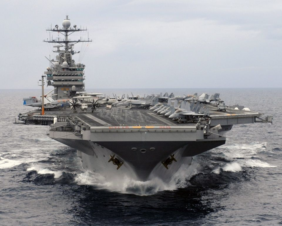 Ultimate Machines: List of aircraft carriers of the United States Navy