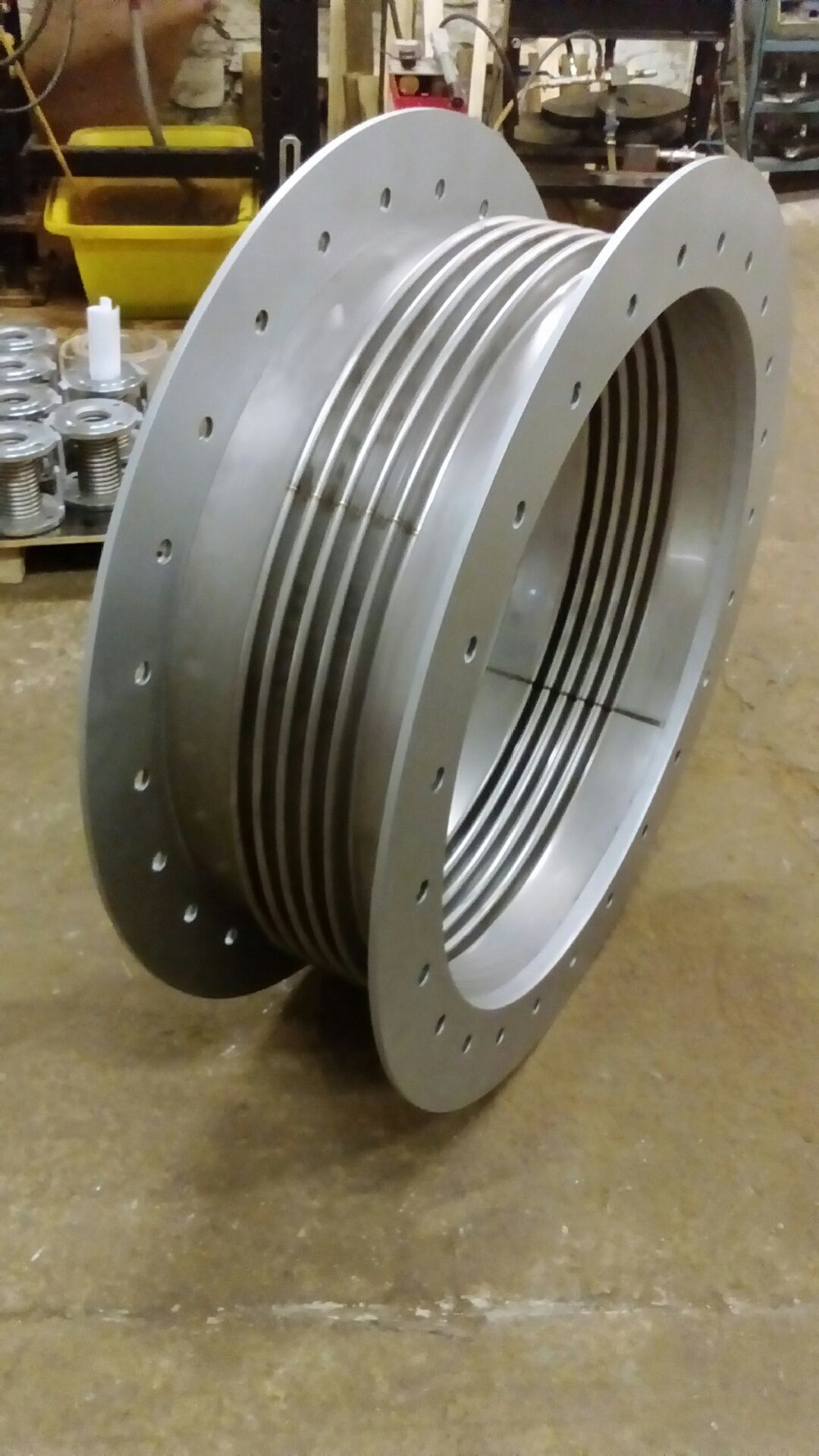 900mm DN replacement Main Engine Exhaust Bellows