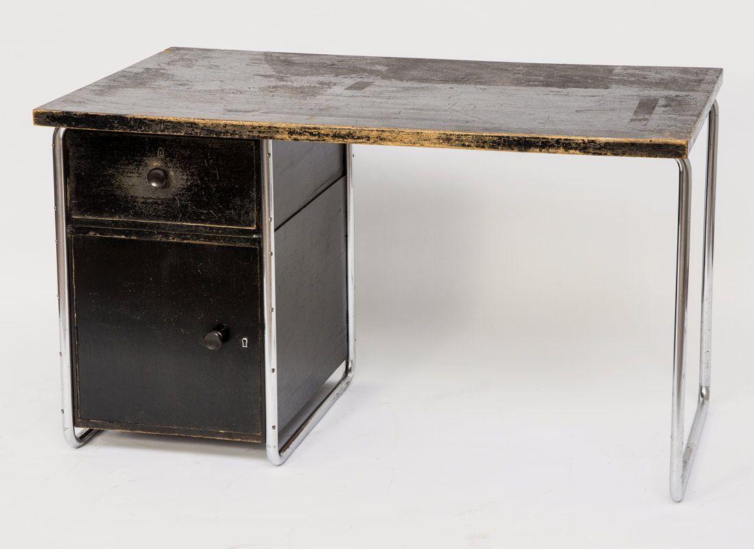 Schreibtisch Thonet Schreibtisch Bauhaus Mobel Mobeldesign
