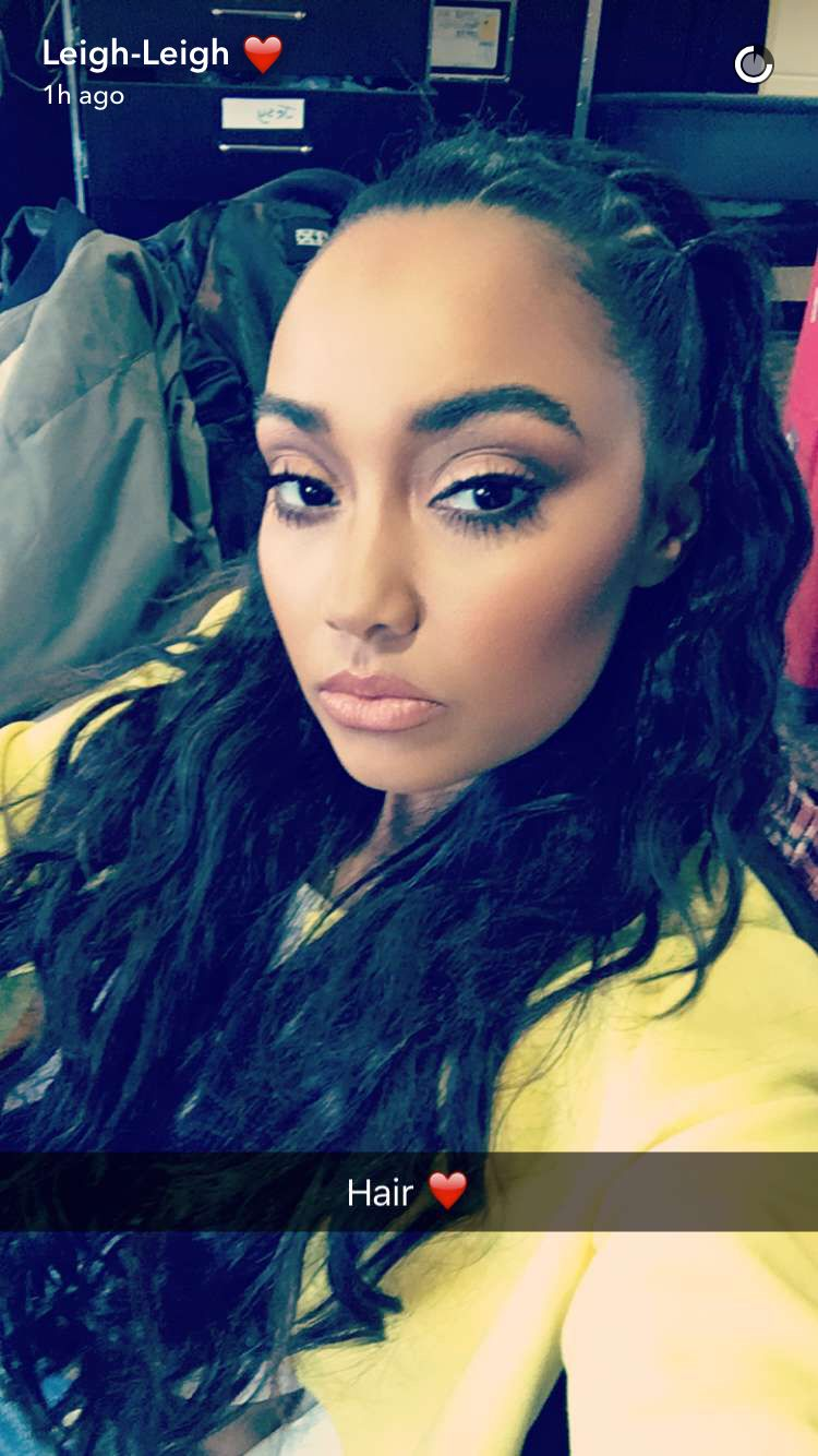On Leigh Anne S Snapchat Leigh Anne Pinnock Little Mix Little Mix Jesy