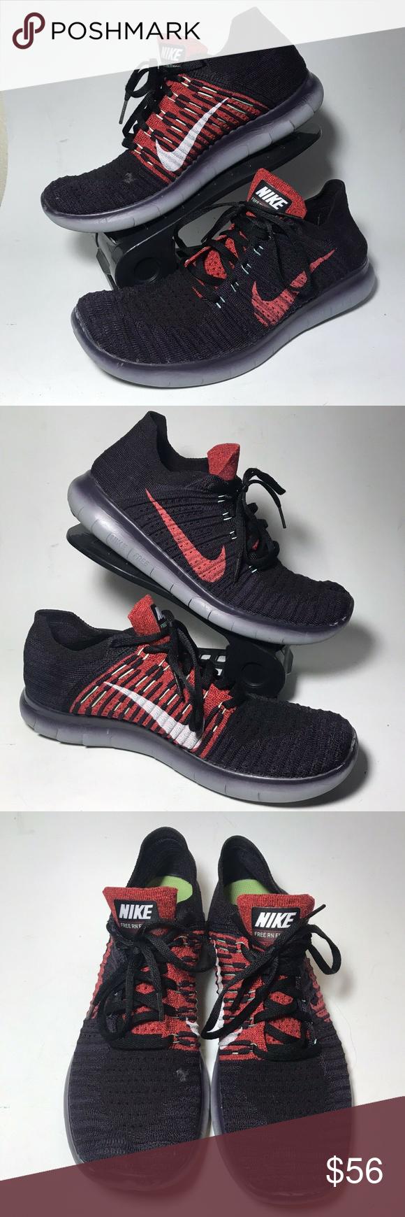 pasado dormitar Muelle del puente  Nike Natural Flexible Flex Fit Breathable Men 11 | Shoe department, Nike,  Black nikes