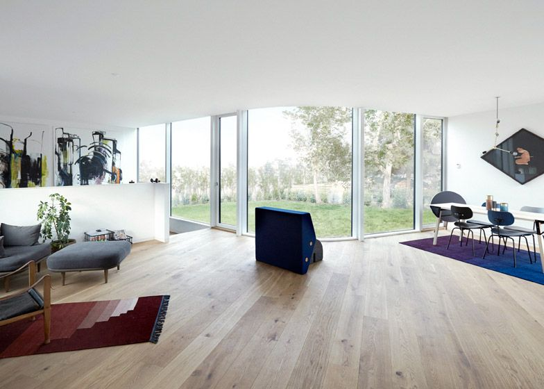 EFFEKT designs lowcost home to suit a growing family