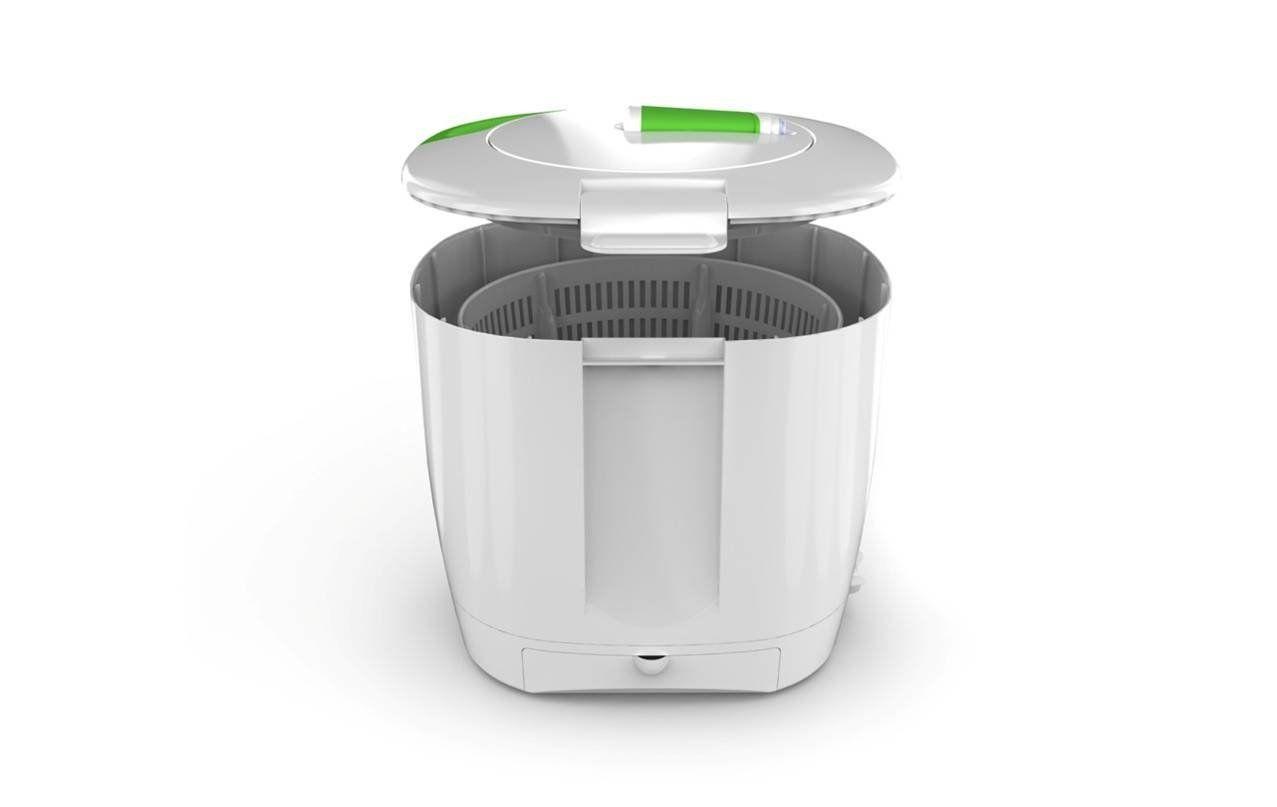 Amazon Com The Laundry Pod White Appliances Laundry Pods