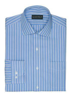 Lauren Ralph Lauren Dress Shirt  Slim-Fit Striped Warren Dress Shirt
