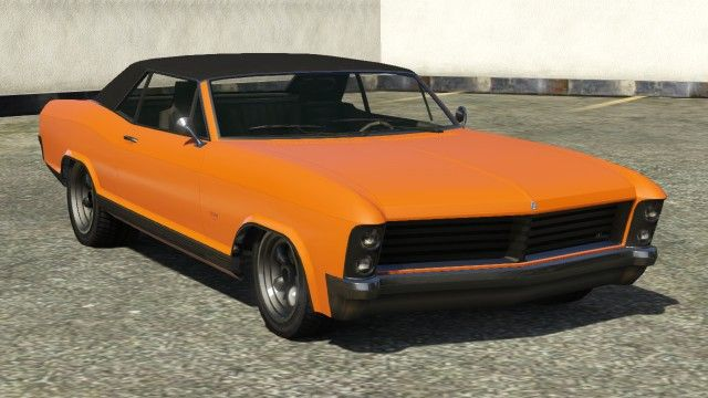 Albany Buccaneer Gta Front View Gta Muscle Cars Pinterest