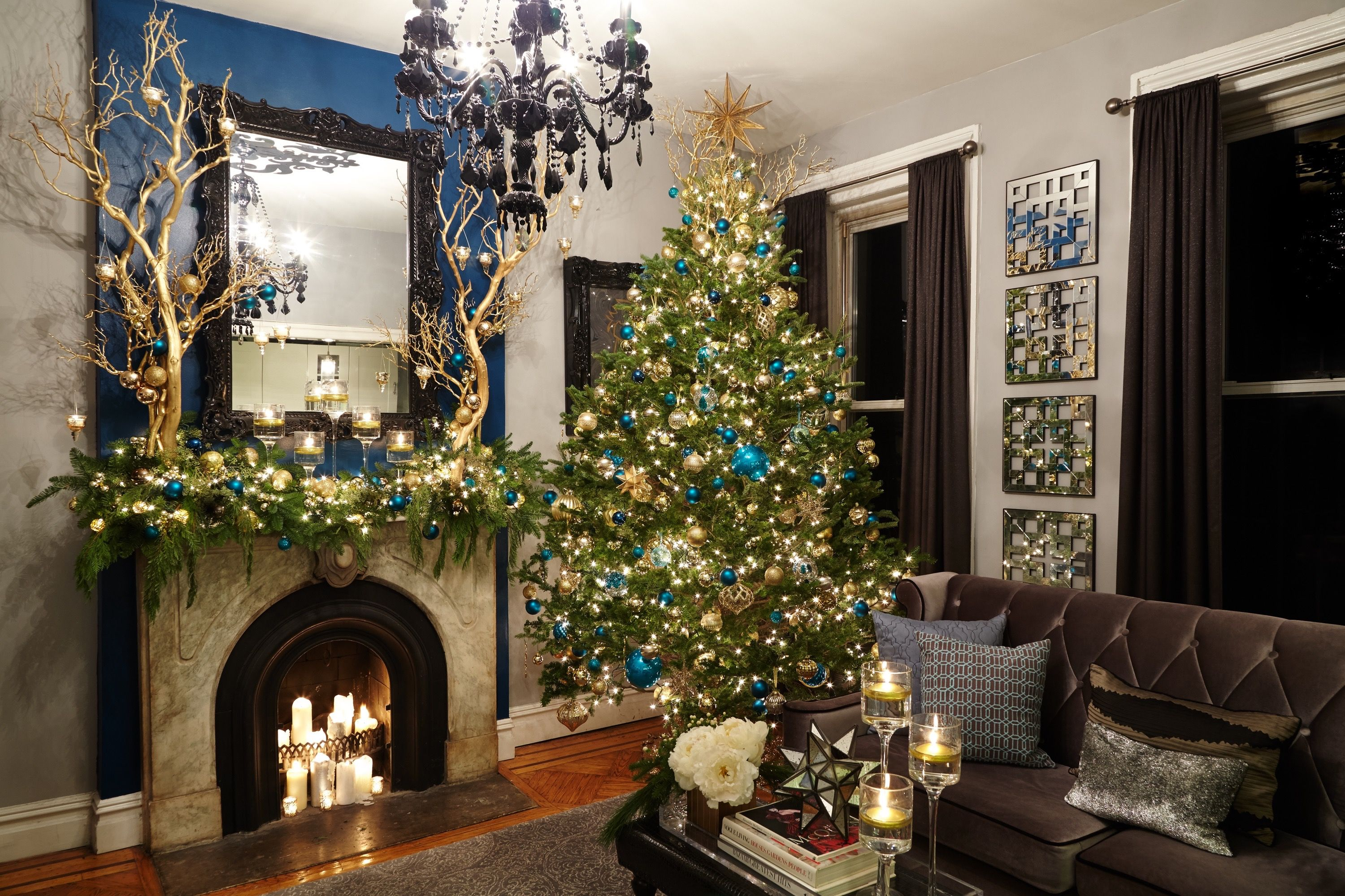 Take a look at how Michael decorated his prewar New York apartment