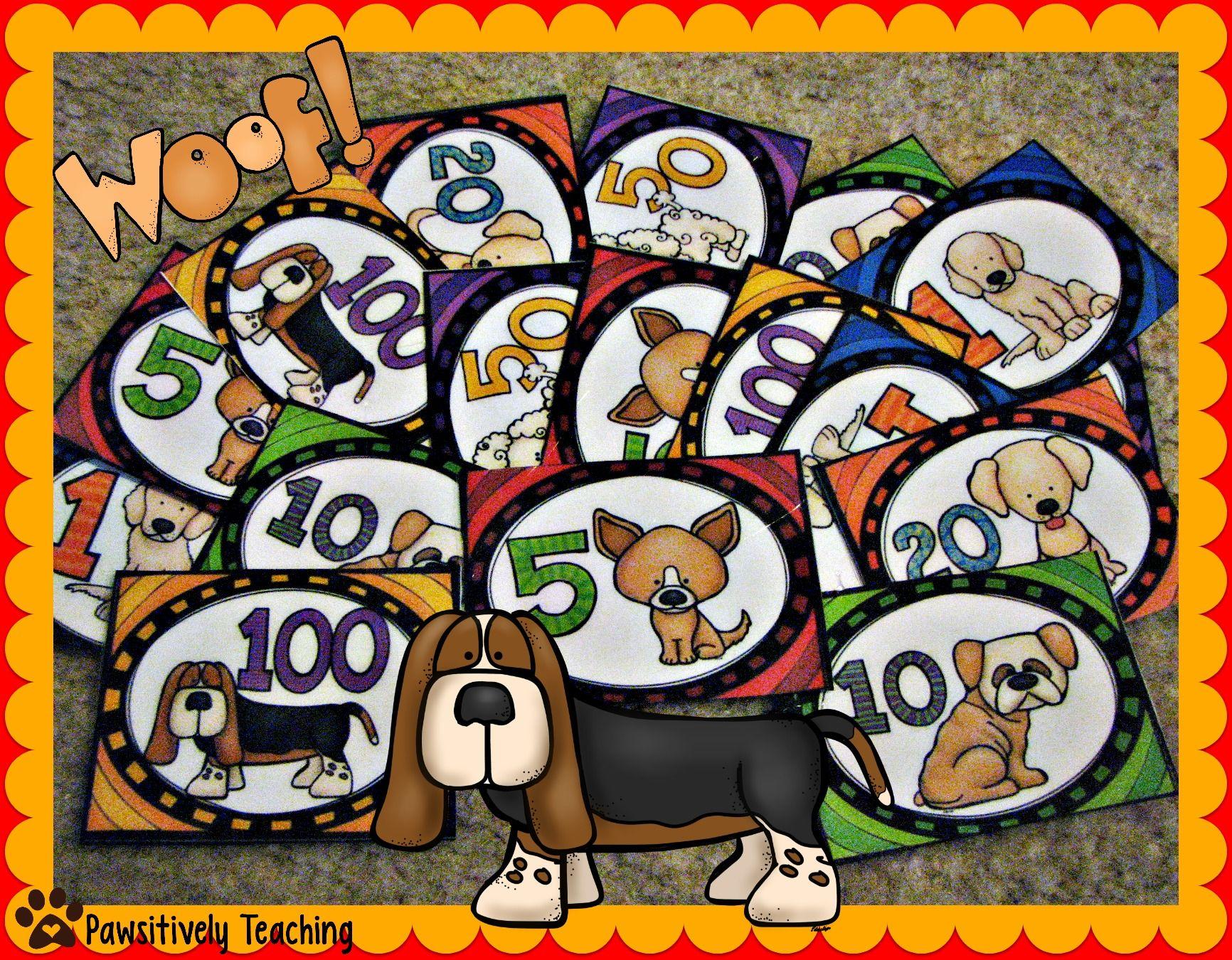 Classroom Management Dog Themed Classroom Money Reward Coupons