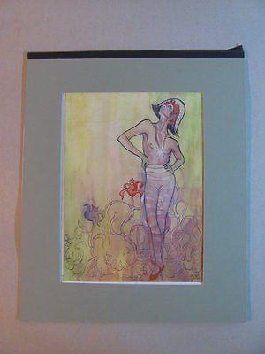 Malerei Aquarell signiert W. Fasolt 69 44x37 cm guter Zustand https://t.co/U76BUB7J5y https://t.co/qFmlGaUJXx