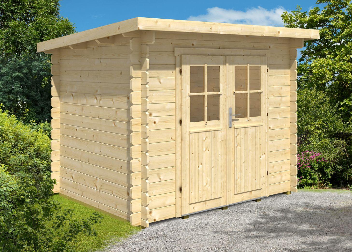 Gartenhaus Modell Korfu 28 Gartenhaus Modell Korfu 28 mit